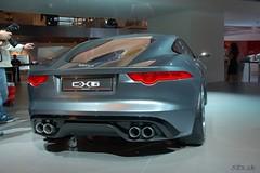 DSC_2290 (Pn Marek - 583.sk) Tags: frankfurt jaguar concept fj iaa arden xj 2011 koncept autosaln cx16