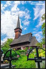 Sfnta Paraschiva (aditeslo) Tags: church wooden romania ro biserica lemn deseti judeulmaramure