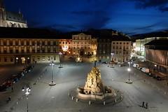 Brno (villejvirta) Tags: lowlight czech sony brno nightscene thebluehour moravia nightonearth rx100
