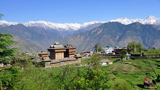 Bhimakali Temple,Sarahan