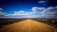 Cam (Aitor Guerrero) Tags: road travel naturaleza azul fauna canon landscape spain camino natural natura paisaje zaragoza nubes aragon naranja pais belchite cam canon700d estepadebelchite planerndebelchite