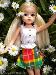 Daisy Time (Brani's fashion dolls) Tags: nature body active pedigree sindy sindydolls 80sdolls