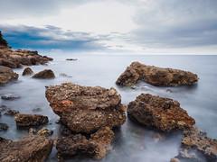 L'Ametlla de Mar (zehiotrump) Tags: longexposure clouds landscape solitude paisaje olympus cielo soledad zuiko omd csc largaexposicin largaexposicion mirrorless micro43 microfourthirds microcuatrotercios olympusomd omdem1 olympusomdem1 zuiko1240pro olympusinspired