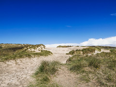 Duinen Ameland (MJ Klaver) Tags: sky wadden nederland ameland duinen sunnyday kust lx100