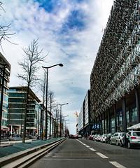 Le  Nid ,  Paris (arthemus2) Tags: city paris architecture town capitale cinma architexture divertissement ricciotti parisjetaime parisstory