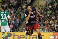 Betis - Barcelona 100 (VAVEL Espaa (www.vavel.com)) Tags: fotos bara rbb fcb betis 2016 fotogaleria vavel futbolclubbarcelona primeradivision realbetisbalompie ligabbva luissuarez betisvavel barcelonavavel fotosvavel juanignaciolechuga