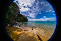 Abel Tasman - 04 (coopertje) Tags: ocean park newzealand beach coast national southisland abel tasman nieuwzeeland