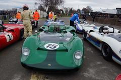Lola-Chevrolet T70 Spyder 1965, Bruce McLaren Trophy, 74th Members' Meeting (5) (f1jherbert) Tags: sony meeting motor alpha circuit goodwood 65 members 74th a65