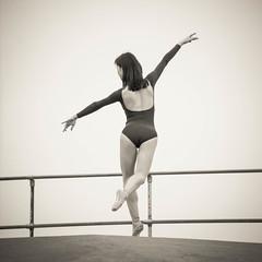 Ballet At The Battery - Part 2.jpg (Darren Berg) Tags: blackandwhite bw ballet dance san francisco dancer