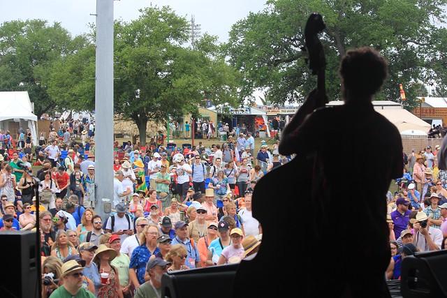 New Orleans Jazzfest 2016