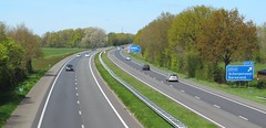 A30 Nederwoud-2 (European Roads) Tags: netherlands motorway ede freeway nl a30 autosnelweg barneveld lunteren