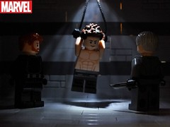Bucky #1 (The_Lego_Guy) Tags: winter guy soldier james lego general buchanan ww2 hydra barnes bucky the thelegoguy