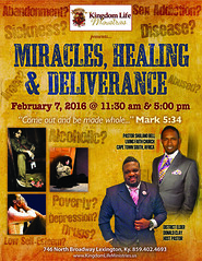 Miracles, Healing and Deliverance (Kingdom Life Ministries) Tags: africa family music woman usa inspiration church choir america hospital temple hope freedom heaven peace christ singing shepherd earth miracle anniversary lexington kentucky faith prayer jesus nation explosion free kingdom son social victory christian holy international help alcohol drugs depression bible series ministries psalms healing pastor purpose addiction educate gospel fellowship praise minister preach deliverance preaching assembly facebook forgiveness selfie revival holyghost forgive charismatic twitter instagram