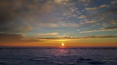 Müritz Ice Age (b.stanni) Tags: schnee winter light lake snow ice water clouds sunrise germany landscape deutschland see licht wasser outdoor wolken eis landschaft sonnenaufgang mv müritz