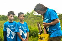 20150613-4-Serena_Kelly (Ontario BioBlitz) Tags: group childern plankton bioblitz