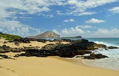 Makapu'u (jcc55883) Tags: ocean sky clouds hawaii nikon oahu pacificocean makapuu nikond3200 makapuubeachpark d3200