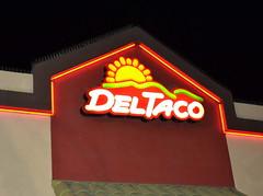 Del Taco Sign (Vinny Gragg) Tags: signs sign statue restaurant lasvegas nevada tacos restaurants statues taco giants deltaco lasvegasnevada deltacosign roadsideattraction roadsideattractions roadsidestatue roadsidegiants roadsidestatues roadsideoddities roadsideart template