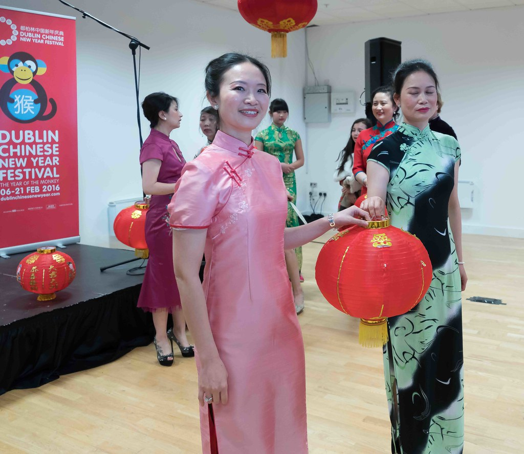 CHINESE COMMUNITY IN DUBLIN CELEBRATING THE LUNAR NEW YEAR 2016 [YEAR OF THE MONKEY]-111627