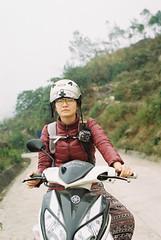 Sapa Day 1 (J45PERP) Tags: film me pentax ks north super vietnam mai hanoi portra sapa binh chau 2016 ninh afga100