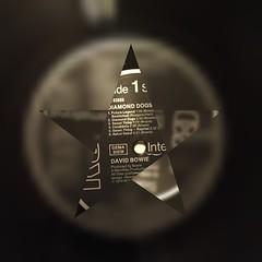 11/366 - Star (efsb) Tags: davidbowie ziggystardust diamonddogs project365 11366 project366 2016yip 2016inphotos