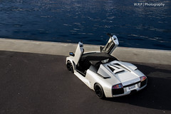 580 horsepower / Infinite class. (Yo06Player) Tags: cars riviera monaco explore lp lamborghini roadster murcielago 580