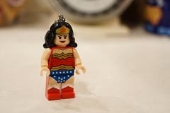 Wonder Woman Lego Keyring (pocoyouk88) Tags: woman focus keyring comic lego sony torch wonderwoman figure dccomics csc mirrorless a6000