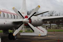 IMG_1175 (routemaster2217) Tags: bea aircraft duxford airliner turboprop imperialwarmuseum iwm propellerplane britisheuropeanairways rollsroycedart