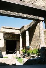 145 Casa con giardino (rspeur) Tags: italy itali ercolano herculaneum