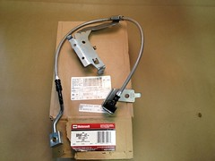 """2014 Ford F550 Custom Stainless Brake Hose • <a style=""""font-size:0.8em;"""" href=""""http://www.flickr.com/photos/85110620@N03/24494888966/"""" target=""""_blank"""">View on Flickr</a>"""