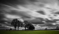 IMG_7152 (Zi Ro) Tags: longexposure zwartwit lucht maas cuijk