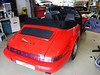 Porsche 911 Carrera/964 Persenning