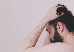Touched By Water (Peter Tatsis) Tags: travel blue boy sky man hot cold men guy london art architecture modern dark hair polaroid skinny photography model artist artistic grunge hipster handsome minimal pale indie huf mustache dope boho artifact paleblue tumblr tumblrboy palegrunge