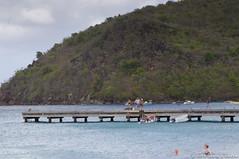 Dock at Anse Chadiere (DJ Greer) Tags: ocean sea beach town dock village martinique carribean explore anse chadiere