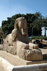 102 De albasten sfinx (rspeur) Tags: memphis egypt cairo
