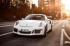Porsche 991 GT3 RS (TheCarhotel) Tags: sunset germany frankfurt porsche rs 991 gt3rs