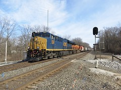 Norfolk Southern Chicago Line / MP 471 Westbound (codeeightythree) Tags: ns indiana signals bnsf csx norfolksouthern norfolksouthernrailroad laportecountyindiana holmsville laportecountyrailroads mp471 norfolksouthernchicagoline holmsvilleindiana holmsvilleroad