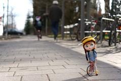 Blythe Physical Challenge - BPC #151 - On your bike