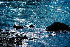 Reflejos (cmenesese) Tags: chile lake nature landscape lago volcano ray villarrica panguipulli calafquen lican