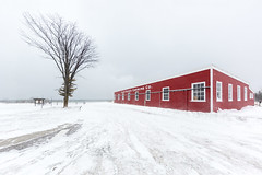 Glen Haven Canning Co. (Rudy Malmquist) Tags: winter lake haven cold michigan great lakes glen company co lower northern canning