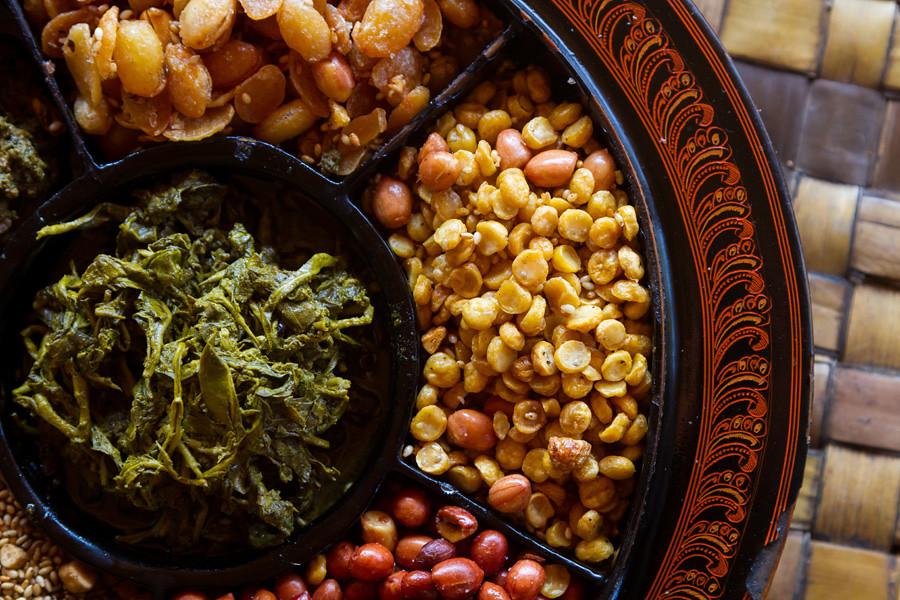 The Tastes of Myanmar