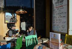 Breakfast in Truckee (CN Southwell) Tags: california mountain coffee breakfast town diner sho truckee