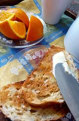 Good Morning - Le Petit-déjeuner (Shutterbuglette) Tags: toast breakfast morning repast petitdéjeuner