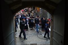 DSC_1775 (zeynepcos) Tags: door people turkey istanbul bazaar eminonu sirkeci tahtakale