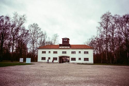 Main Entrance of Dachau