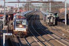 NJT ALP-46 4810 (rmssch89) Tags: railroad electric speed train newjersey high railway commuter passenger northeastcorridor