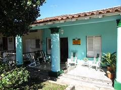 "Viñales: notre casa particular <a style=""margin-left:10px; font-size:0.8em;"" href=""http://www.flickr.com/photos/127723101@N04/25426772815/"" target=""_blank"">@flickr</a>"