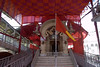 One of the temples inside teh complex (VinayakH) Tags: india religious temple delhi hindu hinduism chattarpur katyayani