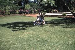 (Kamala Nehru Park, Malabar Hill, Bombay, 1956) (East meets West Memories) Tags: bombay 1956 malabarhill kamalanehrupark