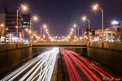 speedlights ;-) (PerfumeG2011 (on and off )) Tags: longexposure canada lights nikon nightshot montréal montreal lighttrails 2016 montréalquébec montréalquébeccanada d7000 nikond7000 lightroom5