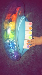 (velvetstardust22) Tags: baby colors rainbow piano brody babytoy
